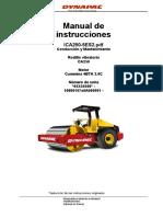 Manual de Instrucciones ICA250-5ES2