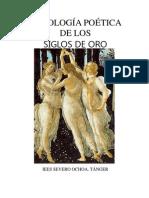 Antología poética de los Siglos de Oro