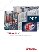 GuardLink Safety Linking Technology Brochure - Español