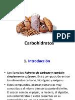 3 HIDRATOS DE CARBONO
