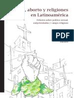 Mujeres, aborto y religiones en Latinoamérica