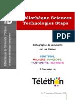 10. BIBLIOGRAPHIE Téléthon_0.pdf
