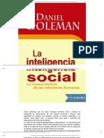 la inteligencia social