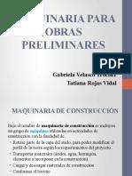 MÁQUINARIA PARA OBRAS PRELIMINARES (1)