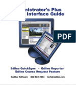 Edline Interface Guide