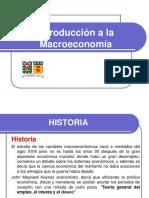 Introducción-Macroeconomía