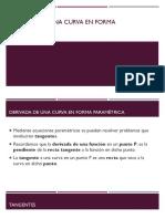 CALCULO - LONGITUD DE ARCO