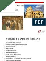 02. Segunda Semana - Derecho Romano - UTP.pptx