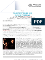 CNYDF 2011 Press Release