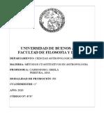 Métodos cuantitativos en antropología (Cassiodoro-Pereyra) Programa2020-1c
