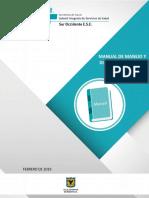 14-06-MA-0001 Manual de manejo y diligenciamiento de historia clínica V3