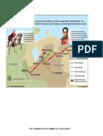 Campaña Militar que sello La Libertad Nueva Granada