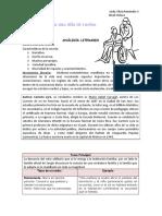 ANÁLISIS LITERARIO ESTRUCTURAL- SILLA DE REUEDAS