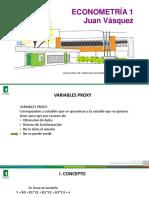 F-VPROXY II ECONOMETRIA