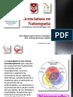 Licenciatura en Naturopatia Uat