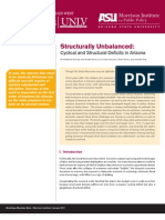 Structurally Unbalanced