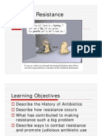 Antibiotic Resistance Education_Community Groups