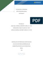 ACTIVIDAD 9 - VALIDACION PROBLEMA  ETICO - ORGANIZACIONAL (1)