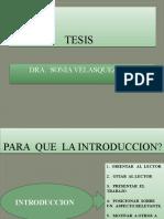 Teoria Para Elaborar Tesis - Sonia Velasquez