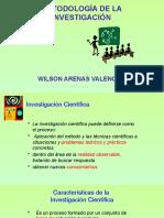 Metodologia Wilson Arenas