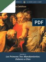 SECCION 5-PRIMEROS MANDAMIENTOS-DEBERES A DIOS