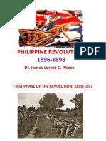 History Module 9 Philippine Revolution 1896-1898 (1).pptx