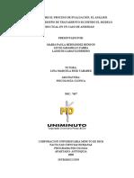 INFORME SOBRE EL PROCESO DE EVALUACIÓN  modelo conductual 1 (1)