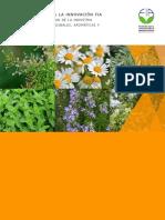 Competitividad de la industria chilena de plantas medicinales FIA