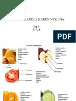Frutos para rotular