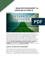 Qué es el desarrollo sustentable 2020 méxico.docx