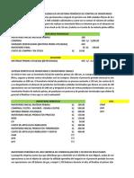 PRACTICA DIRIGIDA 6. SEMANA 4. COSTOS Y PRESUPUESTOS