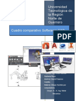 cuadro comparativo de softwere CAD.