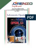 10016 SPA - Ver Openlab