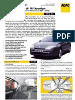 AT3882 Renault Laguna 2 0 dCi FAP Dynamique