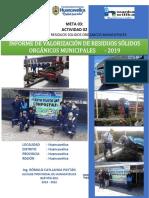 INFORMEE FINAL DE ORGANICOS - MUNI