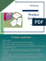 Sintesis Protein, biokim.ppt
