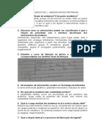 Lista 2 - RESPONDIDA