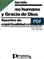 Proceso humano y gracia de Dios Javier Garrido.pdf