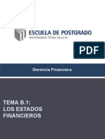 0B.1 UCV GF Los Estados Financieros