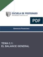 0C.1 UCV GF El Balance General