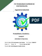 Problemario Unidad II  (probabilidad y estadistica) (4)