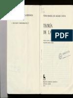 Pre-romaticismo y romanticismo Aguiar e Silva