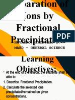 NAVARRO_PRINCESS T. Separation of Ions by Fractional Precipitation