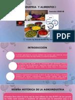 Presentación-1 Agroindustria y Alimentos I