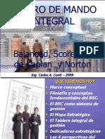 presentacion bsc-estrategia 2010
