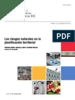 Los Riesgos Naturales en la Planificacion Territorial_ LEIDO Y ANOTADO