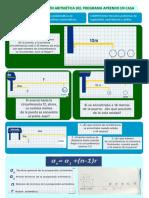 SEMANA 6 PRIMERO DE SECUNDARIA PROGRESIÓN ARITMÉTIDCA¡¡¡.docx