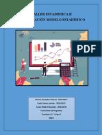 Taller SIMPLIFICACIÓN MODELO - Estadistica II