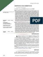 Artigo - O Uso Terapêutico Dos Simbióticos