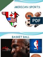 North American Sports